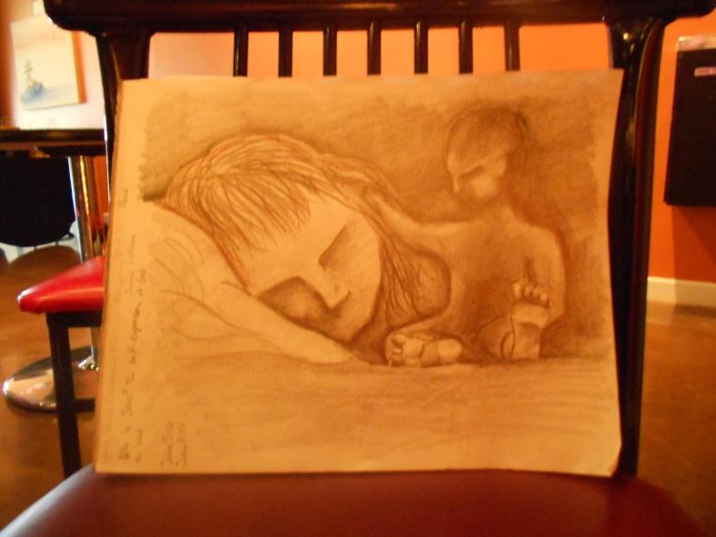 Peace, Jesus's Lullaby, 12-1-13, Upside Down Christmas 1, Philippians 2, 5-11